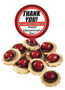 Admin/Office Staff Chocolate Cherry Butter Cookies