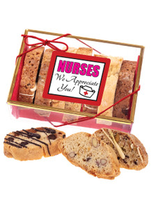 Nurse Appreciation Biscotti Sampler