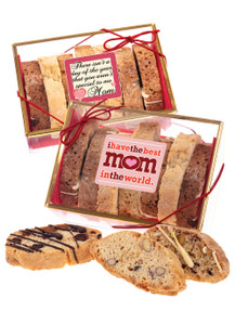 Mother's Day Biscotti Sampler