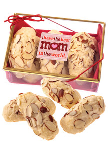 Mothers Day Almond Log Sampler