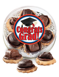 Graduation Chocolate Candy Cookies