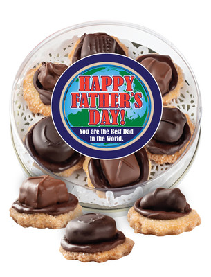 Father's Day Candy Cookie Box