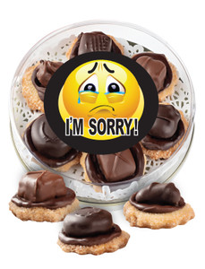 I'm Sorry Candy Cookies