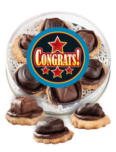Congratulations Candy Cookie Box