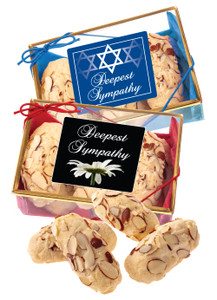 Sympathy/Shiva Almond Log Sampler
