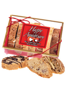 Anniversary Biscotti Sampler