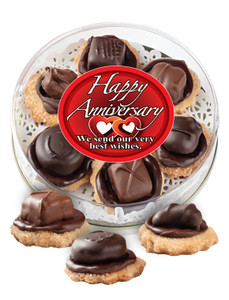 Anniversary Cookie Candy Box