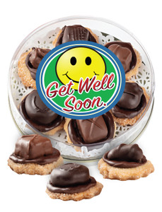 Get Well Candy Cookies