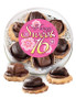 Sweet 16 Birthday Candy Cookies