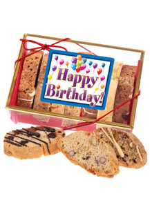 Birthday Biscotti Sampler