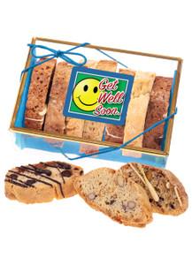 Get Well Biscotti Sampler