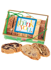 Thank You Biscotti Sampler