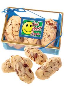 Get Well  Almond Log Sampler