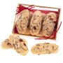Thinking of You Almond Log Sampler - Red