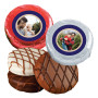 Father's Day Chocolate Oreo Photo Cookies - 3