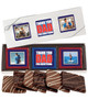 Father's Day 6pc Chocolate Graham Photo Box