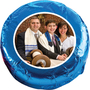 Bar Mitzvah Chocolate Oreo Custom Photo Cookie Box