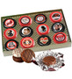 12pc Mother's Day Chocolate Oreo Photo Cookie Box