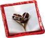 Valentine's Day Chocolate Graham with Custom Photo