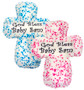 Cross Personalized Sugar Iced Butter Cookies