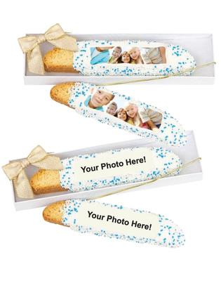 Custom Printed Biscotti - photo
