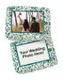 Custom Edible Cookie Card - Wedding