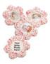 Custom Daisy Sugar Iced Butter Cookies - Baby
