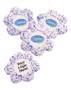 Custom Daisy Sugar Iced Butter Cookies - Logo