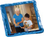 Grandma Chocolate Graham 12pc Custom Photo Box - blue