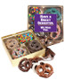 Back To School Chocolate Covered 16pc Pretzel Gift Box
