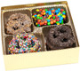 Chocolate 16pc Pretzel Gold Box
