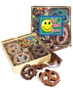 Get Well Chocolate Covered 16pc Pretzel Gift Box