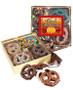 Thanksgiving Chocolate Covered 16pc Pretzel Gift Box