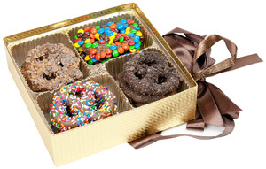 Assorted Pretzels 16pc Gift Box