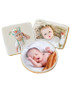Baby Boy Photo Sugar Iced Butter Cookies