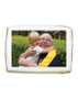 Grandparents Day Photo Sugar Iced Butter Cookie - Rectangle