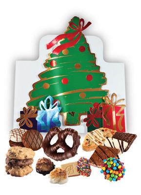 Merry Christmas Box Tote