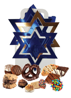 Jewish Themed Box Tote