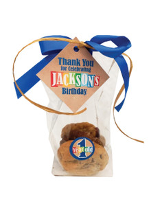 Cookie Scone Trio Custom Favor Bag