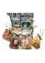 House Box of Assorted Bagged Treats