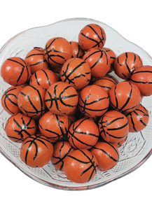 Milk Chocolate Basketballs