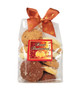 Thanksgiving All Natural Smackers Mini Crispy Cookie Bag