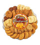 Thanksgiving All Natural Smackers Mini Crispy Cookies