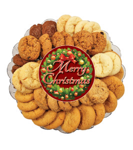 Christmas All Natural Smackers Mini Crispy Cookies