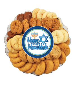 Hanukkah All Natural Smackers Mini Crispy Cookies