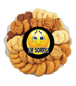 I'm Sorry All Natural Smackers Mini Crispy Cookies