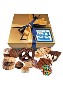 Hanukkah Make-Your-Own Box of Treats
