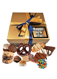 Happy New Year Make-Your-Own Box of Treats - Large