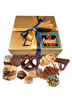 Congratulations Make-Your-Own Box of Treats