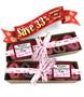 Valentine's Day 20pc Chocolate Pretzel Box - Sexy Label